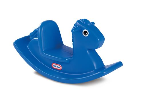 Jeu de plein air Little Tikes Bascule Cheval Bleu