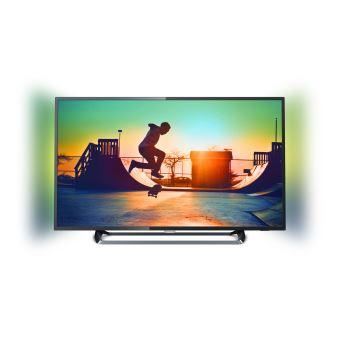 "TV Philips 43PUS6262 UHD 4K Ambilight 2 côtés 43"""