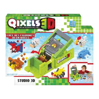 STUDIO 3D QIXELS NEW