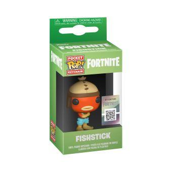 Figurine Funko Pop Keychain Fortnite Fishstick