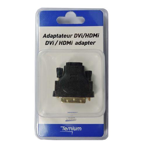 Adaptateur Temium HDMI vers DVI