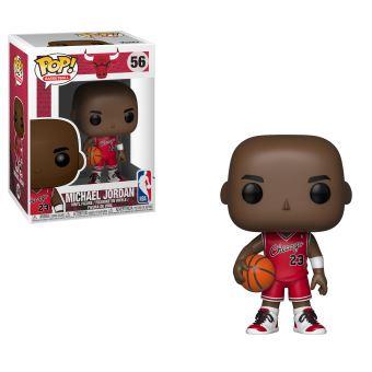 martillo insuficiente Bloquear  Figurine Funko Pop NBA Bulls Michael Jordan Rookie Uniform ...