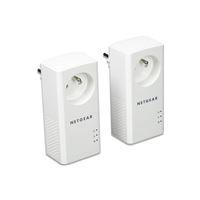 Kit 2 CPL Netgear Powerline 1000 + Extra Outlet PLP1000