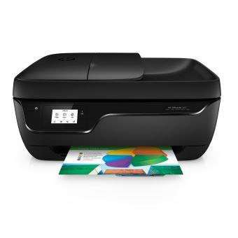 Imprimante HP OfficeJet 3831 Multifonctions WiFi Noir (Eligible à Instant Ink - Economisez jusqu'à 70% sur l'encre)