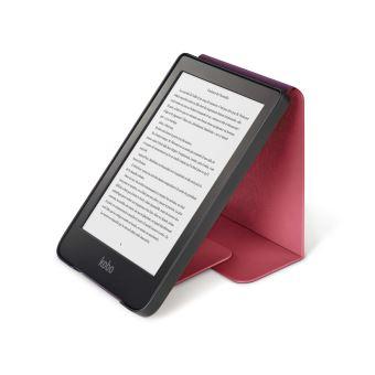 Etui Kobo SleepCover Rose-Rouge pour Liseuse numérique Kobo by Fnac Clara HD