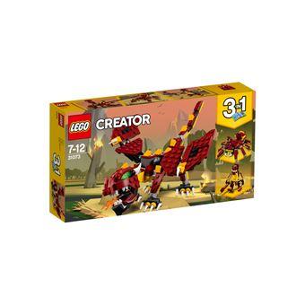 LEGO 31073 MYTHISCHE WEZENS-LES CREATURES MYTHIQUES