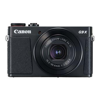 Compact Canon PowerShot G9 Mark II zwart