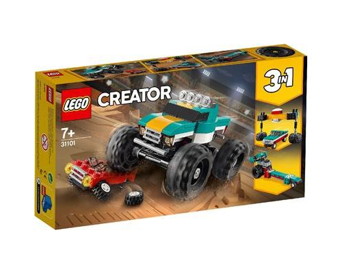 LEGO® Creator 31101 Le Monster Truck