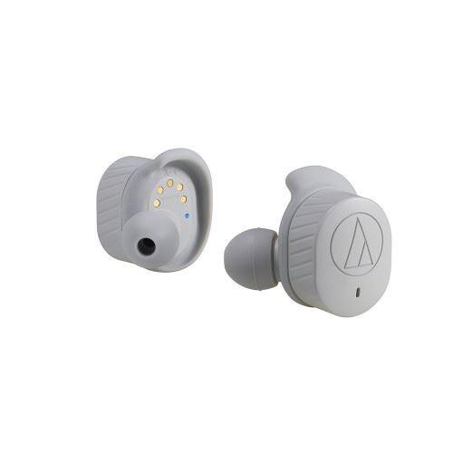 Ecouteurs sans fil True Wireless Audio-Technica ATH-SPORT7TW Gris