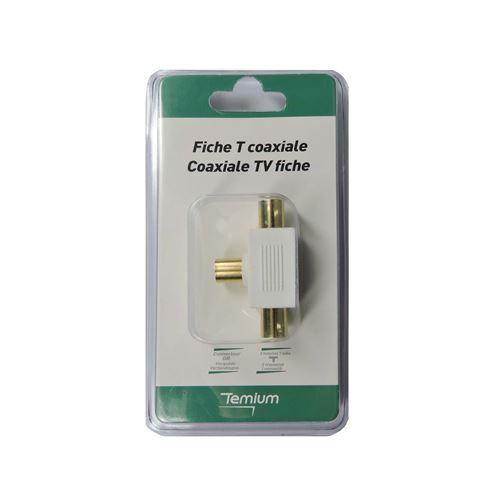 Câble Temium avec fiche T 1 m