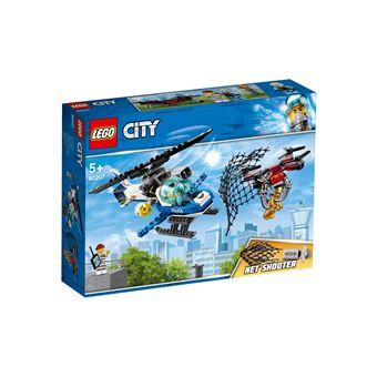 LEGO® City Police 60207 Le drone de la police