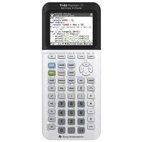 Calculatrice graphique Texas Instruments TI‑83 Premium CE Edition Python
