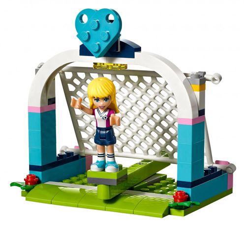 Foot Lego® Vehicles De L'entraînement Stéphanie City 41330 Great oQrdCWxeB