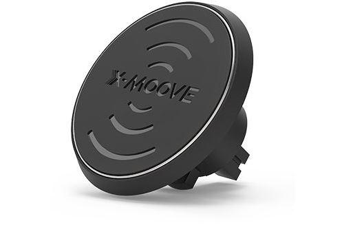 Support voiture de charge sans fil X Moove Powercar Contact Noir pour Smartphone