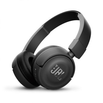JBL T450 Bluetooth Headset Zwart