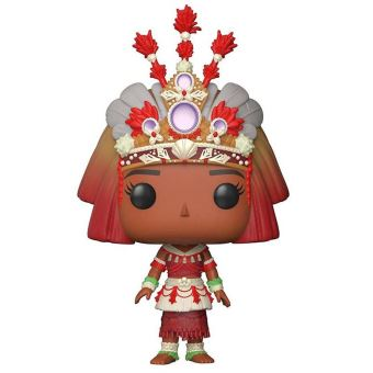 Figurine Funko Pop Disney Vaïana Cérémonie 9 cm