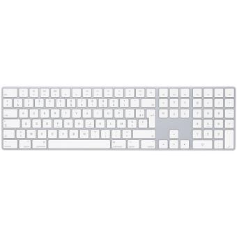 Apple Magic Keyboard + Keypad Fr (azerty)