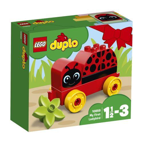 LEGO® DUPLO® Mes 1ers pas 10859 Ma première coccinelle