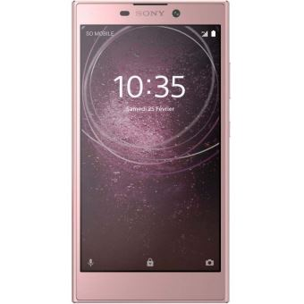 Smartphone Sony Xperia L2 Double SIM 32 Go Rose