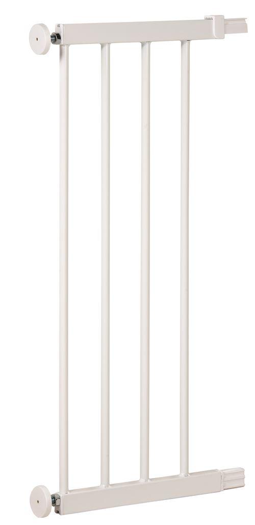 Extension pour barrière de protection Safety First U Pressure 28 cm Blanc
