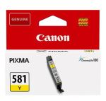 Canon Cartouche d´encre Canon CLI-581 Y Jaune