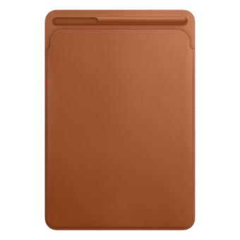 "Apple Leather SLeeve 10.5"" iPad Pro - Saddle Brown"