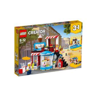 LEGO® Creator 3 en 1 31077 Un univers plein de surprises