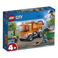 LEGO® City 60220 Le camion de poubelle