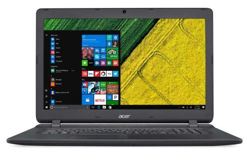 PC Portable Acer Aspire ES17 ES1-732-P0H0 17.3 Intel Pentium 4 Go RAM 256 Go SSD Noir