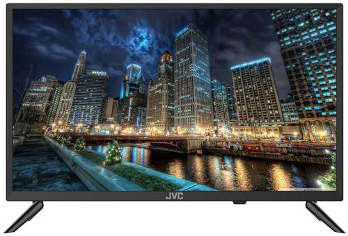 "61 cm (24""), TV LCD, Tuner DVB-C (câble) (MPEG-4 HD), DVB-T (TNT) (MPEG-4 HD), Taux de rafraîchissement : 50 Hz"