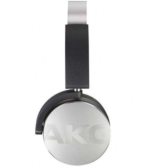 Casque Bluetooth AKG Y50BT Argent