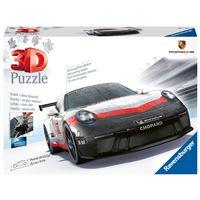 Puzzle 3D Ravensburger Porsche 911 GT3 Cup