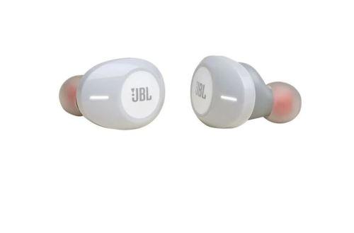 Ecouteurs JBL Tune 120 True Wireless Blanc