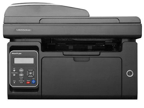 Imprimante laser Pantum M6550NW Monochrome 3 en 1 Noir