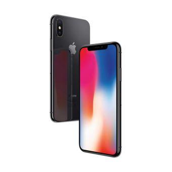 """Apple iPhone X 256 Go 5,8"""" Gris Sidéral"""