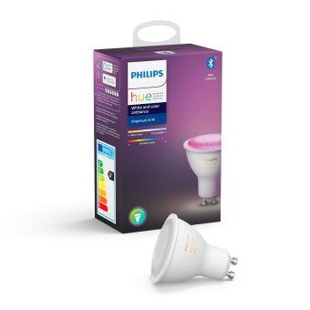Ampoule individuelle Philips Hue GU10