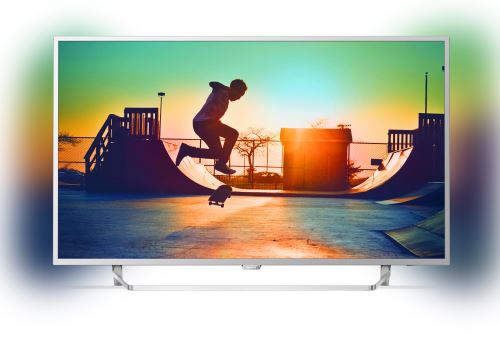 TV Philips 55PUS6412 Android UHD 4K Ambilight 2 côtés