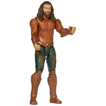 "JL 12"" BASIC FIGURE - AQUAMAN"