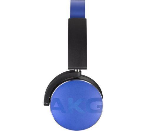 Casque Bluetooth AKG Y50BT Bleu