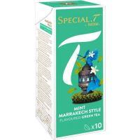 Speciale T-capsules van Nestle Green Tea Marrakech Style