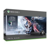 Pack Xbox One X 1 To + Star Wars Jedi: Fallen Order
