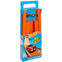 Hot Wheels Auto en baanset recht BHT77