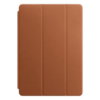 """Apple Leather Smart Cover 10.5"""" iPad Pro - Saddle Brown"""