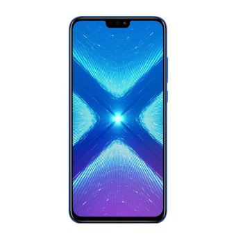 Smartphone Honor 8X Double SIM 128 Go Bleu