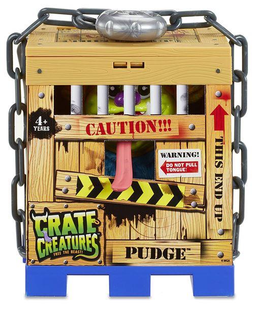 Jouet à manipuler Splash Toys Crate Creature Pudge