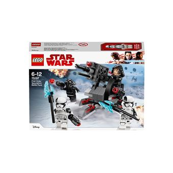 LEGO 75197 FIRST ORDER SPECIALISTEN BATTLE PACK