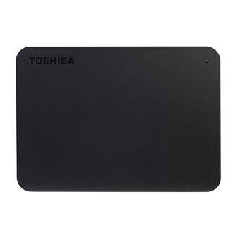 Toshiba Canvio Basics - Vaste schijf - 2 TB - extern (draagbaar) - USB 3.0 - zwart