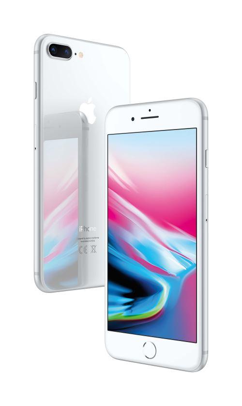 """Apple iPhone 8 Plus 64 Go 5,5"""" Argent"""