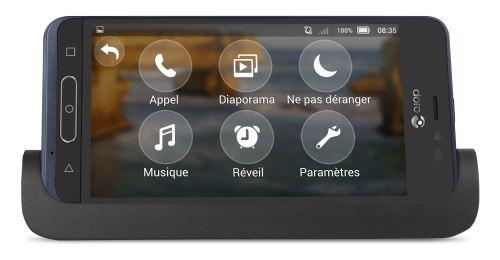 capture meilleur choix disponible Smartphone Doro 8035 16 Go Bleu