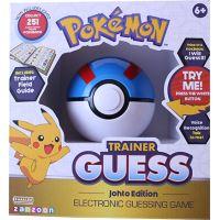 Pokemon 119109 Figurine d'apprentissage Guess Hoenn Edition Multicolore